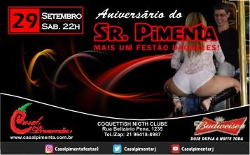 29/09 Aniversário do Sr Pimenta