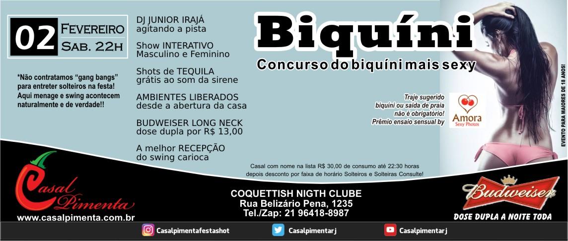 02/02 Festa Biquíni - Blog Casal Pimenta