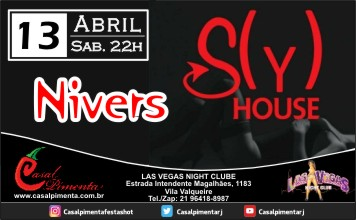 13/04 Festa Sy House Nivers - Blog do Casal Pimenta