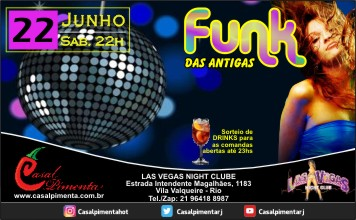 22/06 Festa Funk das Antigas - Blog do Casal Pimenta