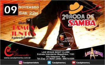 09/11 Roda de Samba Swing - Blog do Casal Pimenta