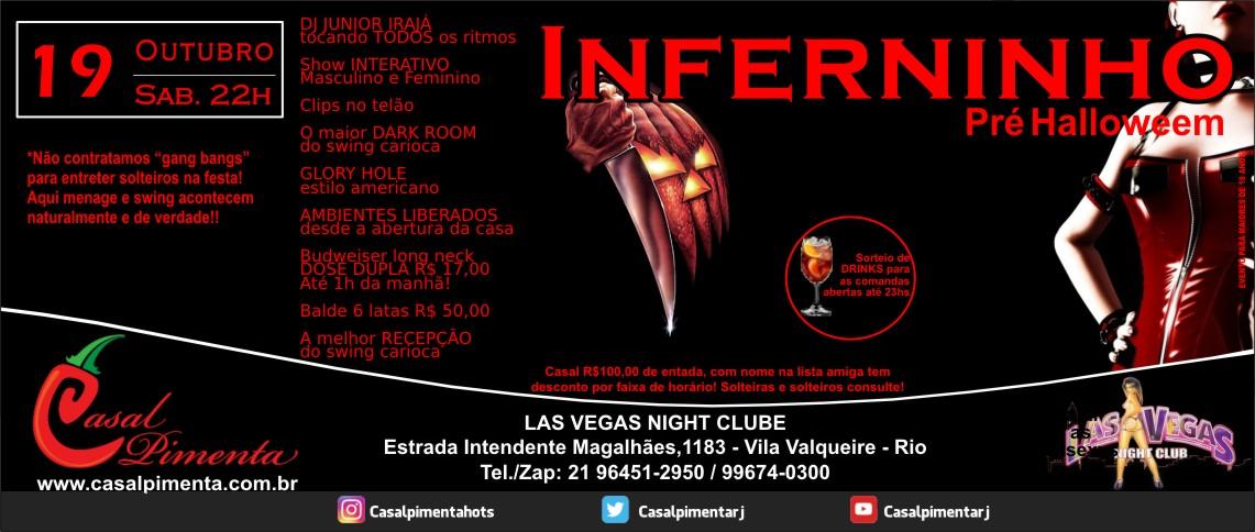 19/10 Festa Inferninho - Blog Casal Pimenta