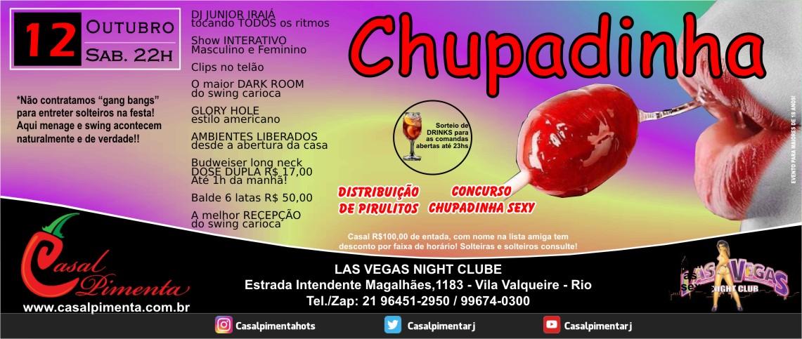 12/10 Festa Chupadinha - Blog Casal Pimenta
