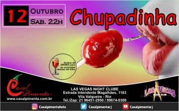 12/10 Festa Chupadinha - Blog do Casal Pimenta