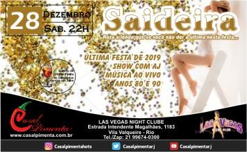 28/12 Festa Saideira - Blog do Casal Pimenta