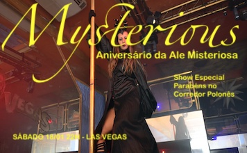18/01 Festa Mysterious - Blog do Casal Pimenta