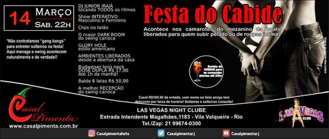 14/03 Festa do Cabide - Blog Casal Pimenta