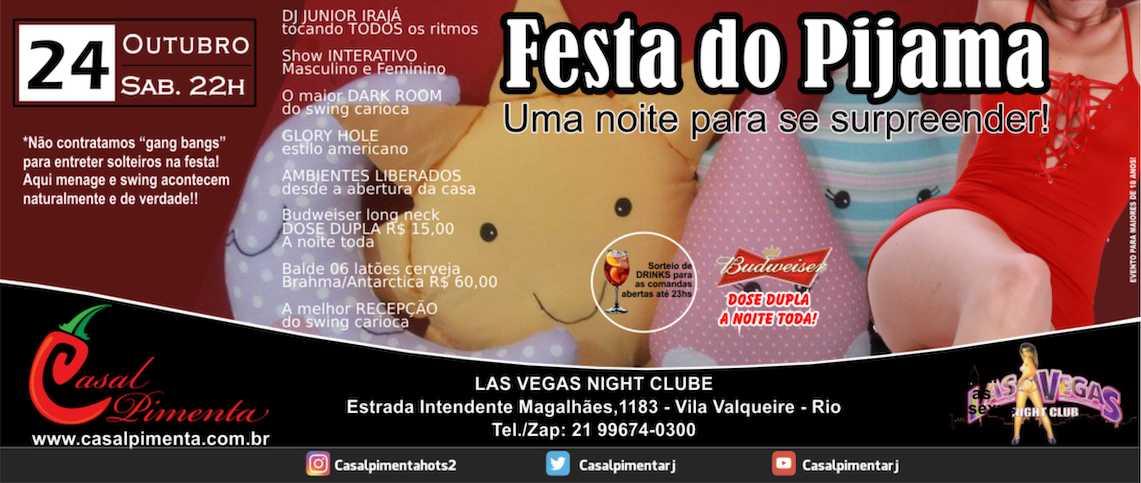 24/10 Festa do Pijama - Blog Casal Pimenta