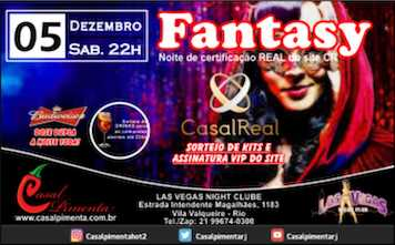 05/12 Festa Fantasy CR - Blog do Casal Pimenta