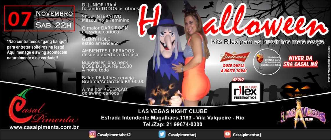 07/11 Halloween dos Pimentas - Blog Casal Pimenta