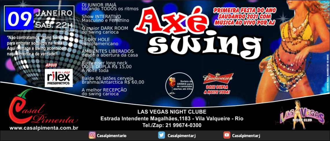 09/01 Festa Axé Swing - Blog Casal Pimenta