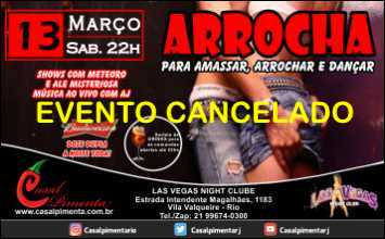 13/03 Festa Arrocha