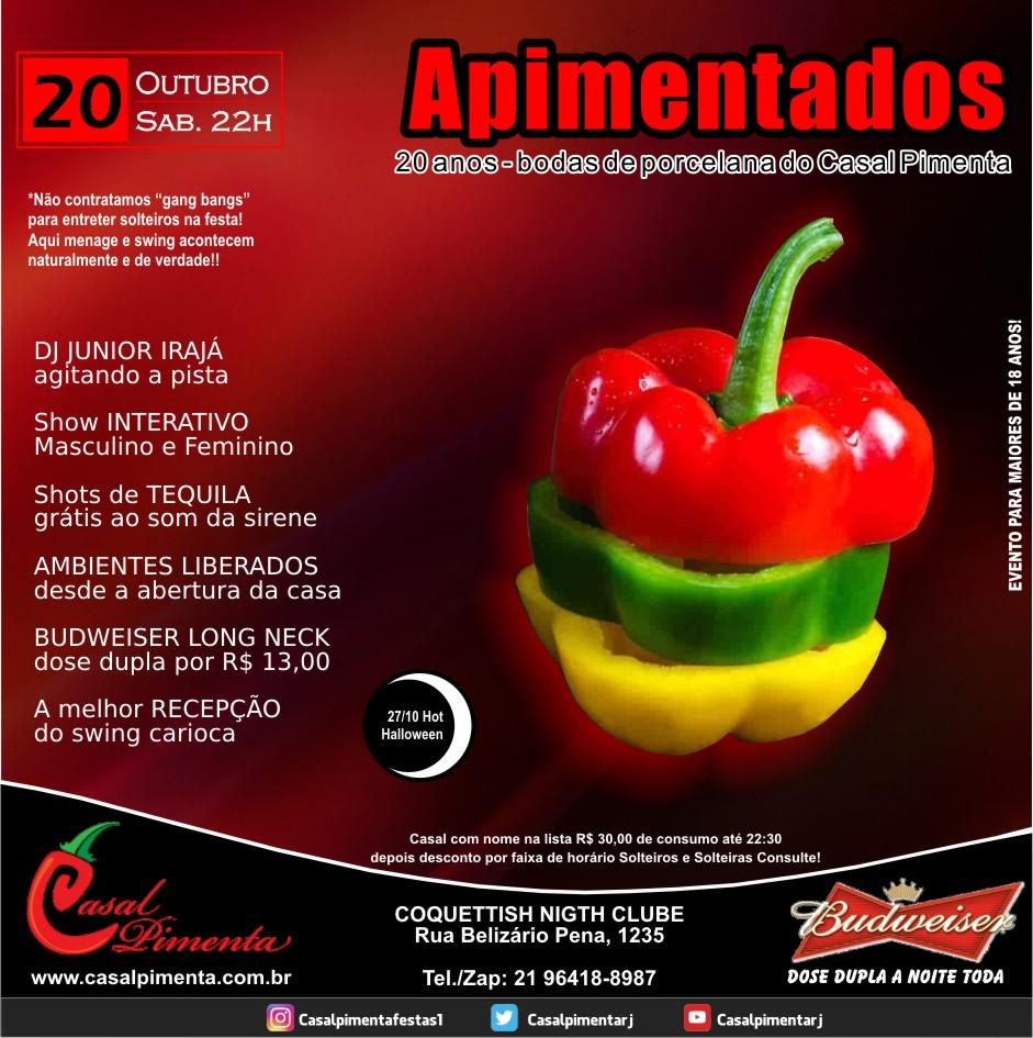 Casal Pimenta - Festa da Semana